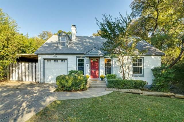 110 S Barnett Avenue, Dallas, TX 75211 (MLS #14454093) :: The Mauelshagen Group