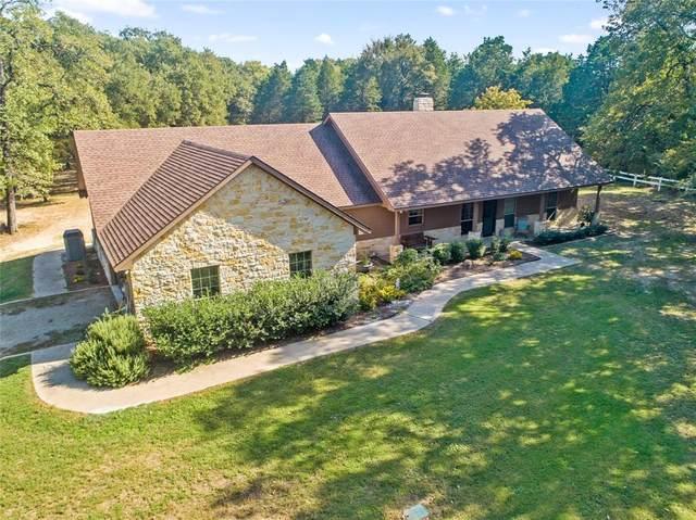 225 Jackson Circle, Kerens, TX 75144 (MLS #14454115) :: Robbins Real Estate Group