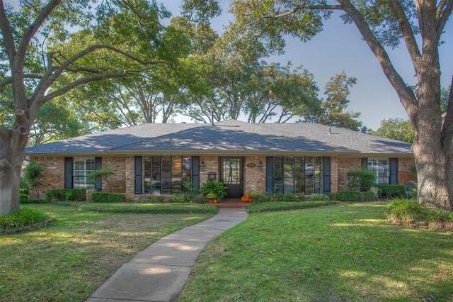 4701 Fieldcrest Drive, Fort Worth, TX 76109 (MLS #14454127) :: RE/MAX Pinnacle Group REALTORS