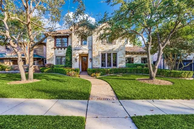 6607 Sondra Drive, Dallas, TX 75214 (MLS #14454154) :: The Tierny Jordan Network
