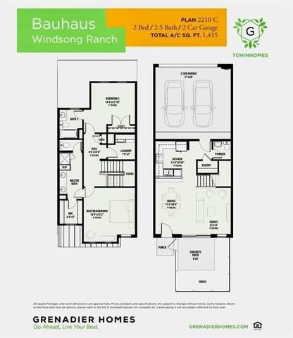 3741 Pine Leaf Lane, Prosper, TX 75078 (MLS #14454165) :: Trinity Premier Properties