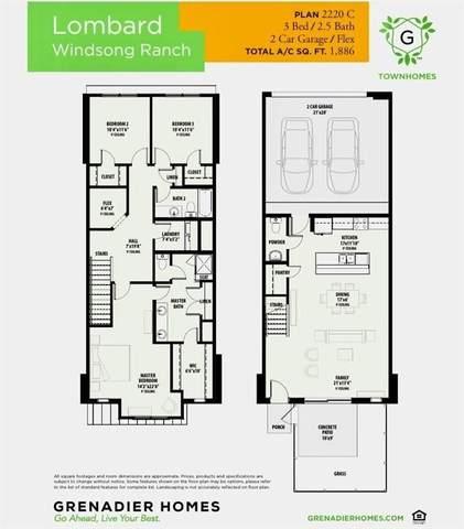 3751 Pine Leaf Lane, Prosper, TX 75078 (MLS #14454184) :: Trinity Premier Properties