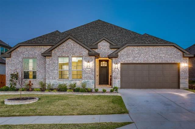 14608 Frog Lake Drive, Fort Worth, TX 76262 (MLS #14454200) :: The Mauelshagen Group