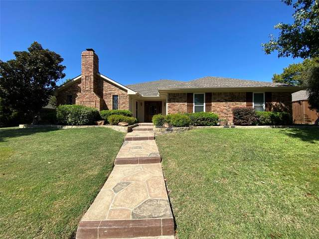 1124 W Lookout Drive, Richardson, TX 75080 (MLS #14454237) :: The Mauelshagen Group