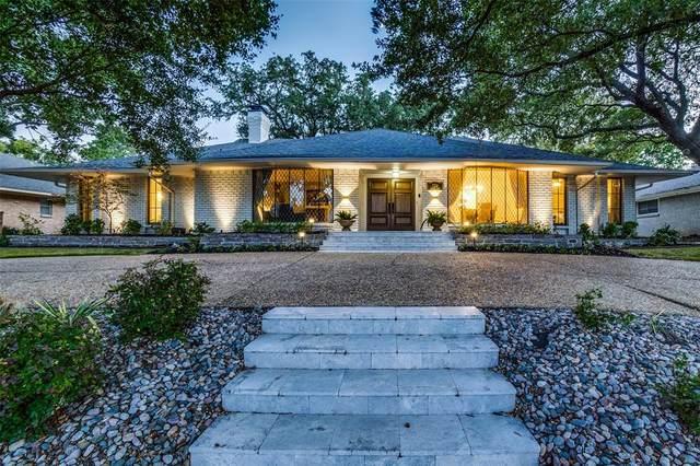 7210 Meadow Road, Dallas, TX 75230 (MLS #14454251) :: Lyn L. Thomas Real Estate | Keller Williams Allen