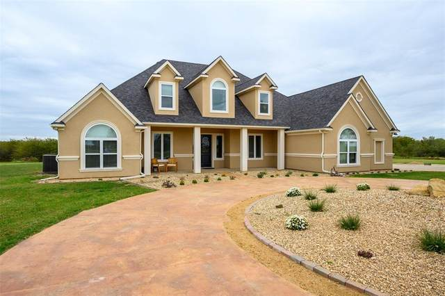 626 Scoggins Road, Tioga, TX 76271 (MLS #14454261) :: The Kimberly Davis Group