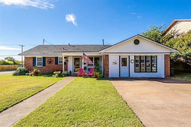 628 E Mission Street, Crowley, TX 76036 (MLS #14454263) :: The Mauelshagen Group