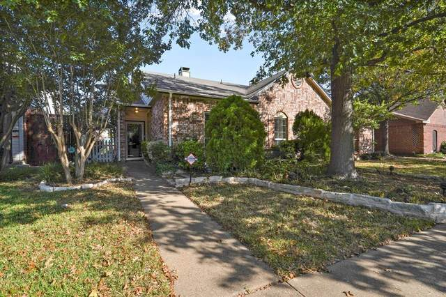 2910 Roxboro Road, Euless, TX 76039 (MLS #14454265) :: The Mauelshagen Group