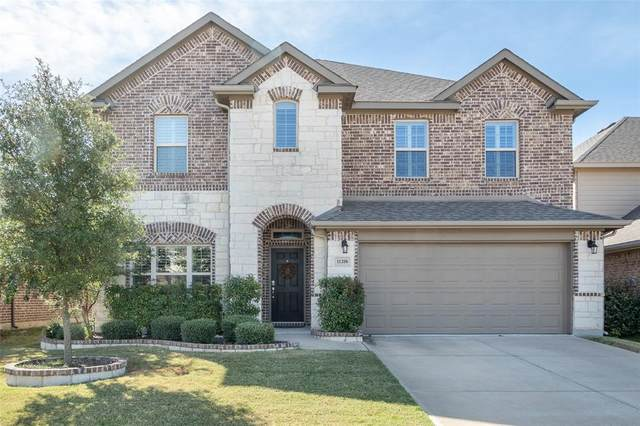 11208 Gibbons Creek Drive, Frisco, TX 75036 (MLS #14454280) :: The Daniel Team