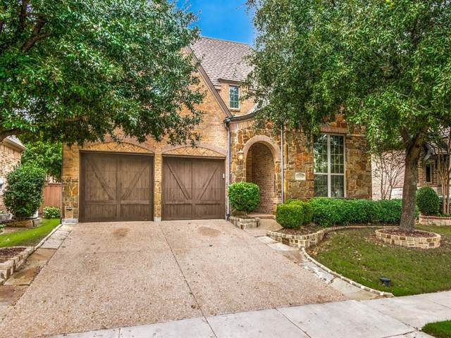 8208 Strathmill Drive, The Colony, TX 75056 (MLS #14454289) :: The Mauelshagen Group