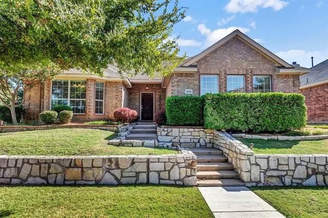 3925 Carmel Mountain Drive, Mckinney, TX 75070 (MLS #14454309) :: The Mauelshagen Group