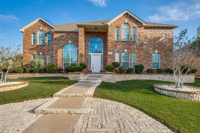 4464 Dalrock Drive, Plano, TX 75024 (MLS #14454315) :: The Mauelshagen Group