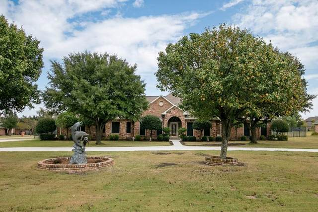 1540 Trinity Meadows Drive, Talty, TX 75160 (MLS #14454335) :: Real Estate By Design