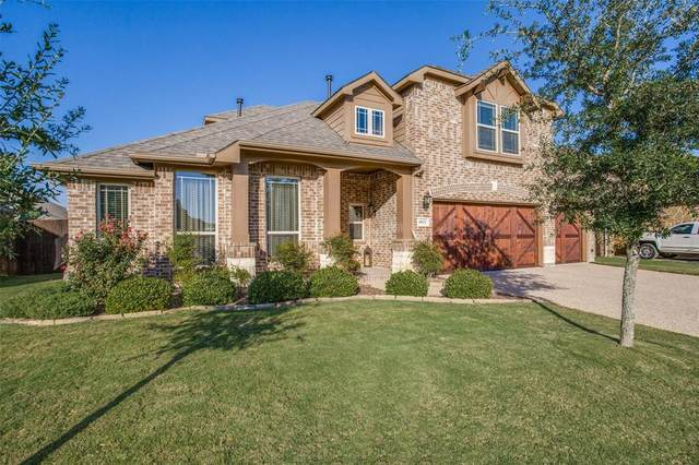 4912 Parkplace Drive, Denton, TX 76226 (MLS #14454339) :: The Tierny Jordan Network