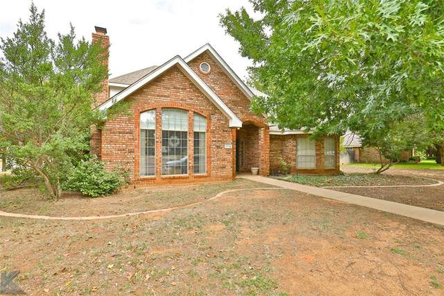 3734 Pensacola Drive, Abilene, TX 79606 (MLS #14454352) :: The Mauelshagen Group
