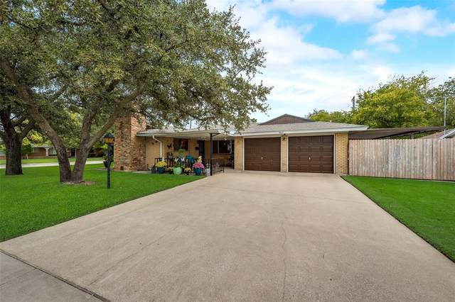 8617 Guadalupe Road, Fort Worth, TX 76116 (MLS #14454384) :: Justin Bassett Realty