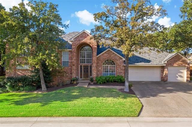 608 Hawthorn Circle, Highland Village, TX 75077 (MLS #14454398) :: The Paula Jones Team | RE/MAX of Abilene