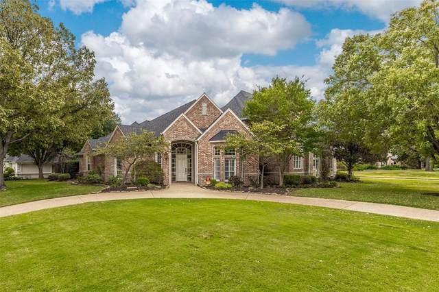 1307 Northridge Drive, Southlake, TX 76092 (MLS #14454401) :: The Star Team   JP & Associates Realtors