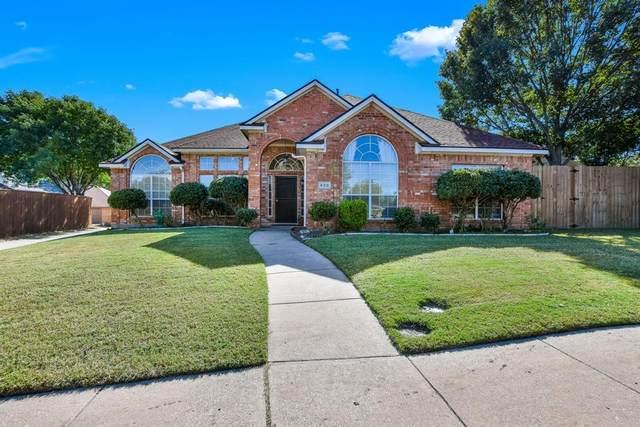600 Rockcrossing Lane, Allen, TX 75002 (MLS #14454416) :: The Mauelshagen Group