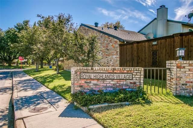 10607 Hillpoint Drive, Dallas, TX 75238 (MLS #14454443) :: The Tierny Jordan Network