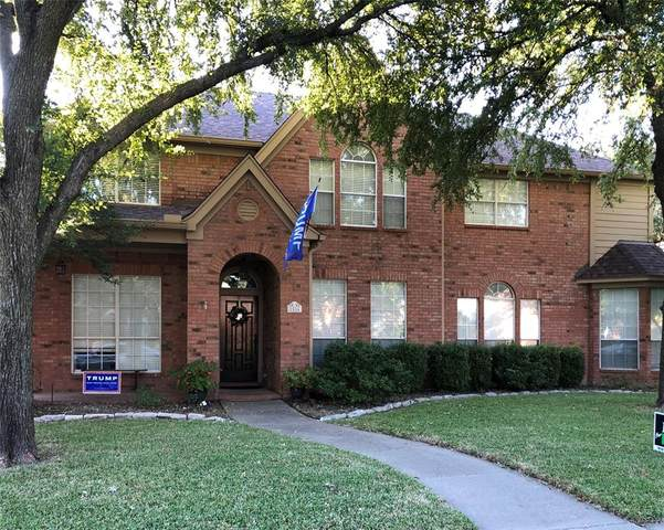 1504 Lakeview Drive, Keller, TX 76248 (MLS #14454450) :: The Tierny Jordan Network