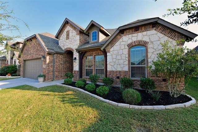 1616 Barrel Oak Drive, Fort Worth, TX 76028 (MLS #14454453) :: The Kimberly Davis Group
