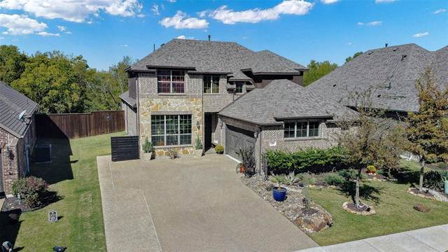 1545 Trowbridge Circle, Rockwall, TX 75032 (MLS #14454469) :: Potts Realty Group
