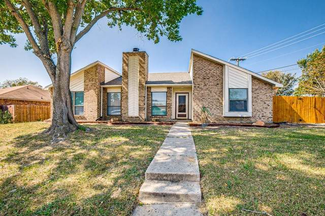 3409 Willowglen Drive, Mesquite, TX 75150 (MLS #14454484) :: Keller Williams Realty