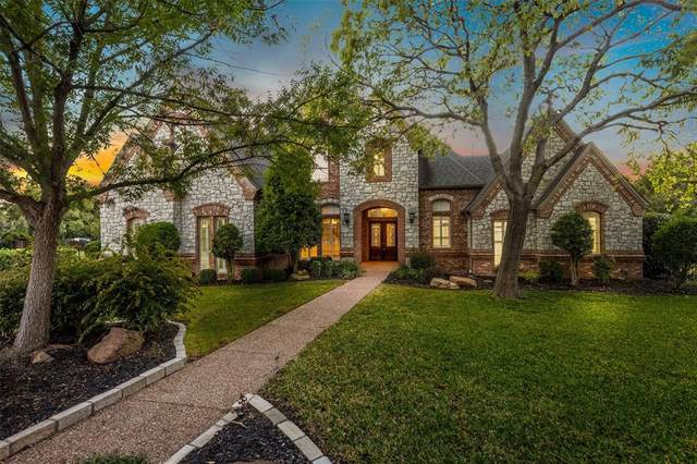 1125 Merlot Drive, Southlake, TX 76092 (MLS #14454487) :: Frankie Arthur Real Estate