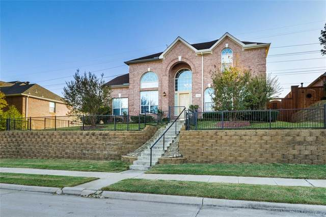 8909 Westmont Drive, Irving, TX 75063 (MLS #14454525) :: The Rhodes Team