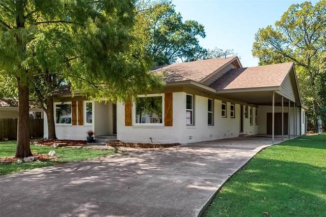 2405 Monroe Street, Commerce, TX 75428 (MLS #14454536) :: Real Estate By Design