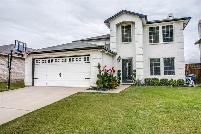 5405 Emmeryville Lane, Fort Worth, TX 76244 (MLS #14454539) :: The Mauelshagen Group