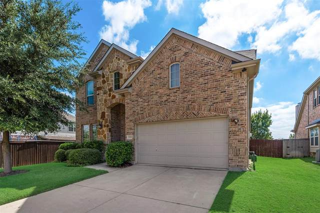 10301 Matador Drive, Mckinney, TX 75072 (MLS #14454540) :: The Mauelshagen Group