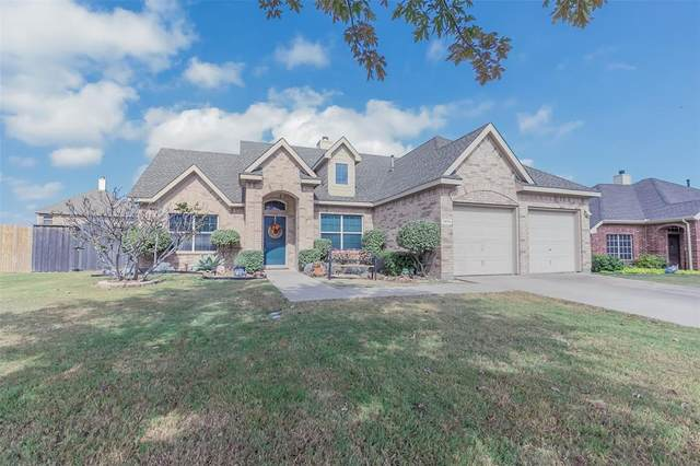 1309 Taren Trail, Wylie, TX 75098 (MLS #14454543) :: The Mauelshagen Group
