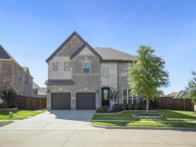 1620 Farmstead, Plano, TX 75075 (MLS #14454547) :: Lisa Birdsong Group | Compass
