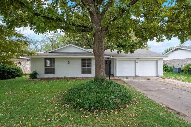 1006 Wembley Road, Arlington, TX 76014 (MLS #14454613) :: Front Real Estate Co.