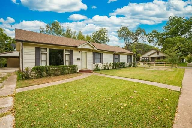 907 N Neal Street, Commerce, TX 75428 (MLS #14454614) :: The Hornburg Real Estate Group