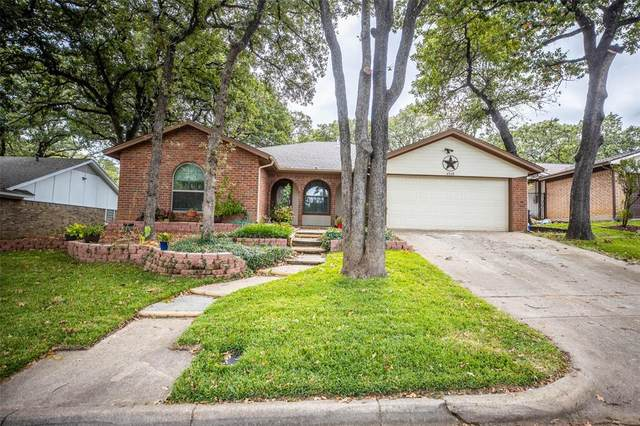 4508 Deer Lodge Court, Arlington, TX 76017 (MLS #14454619) :: The Paula Jones Team | RE/MAX of Abilene