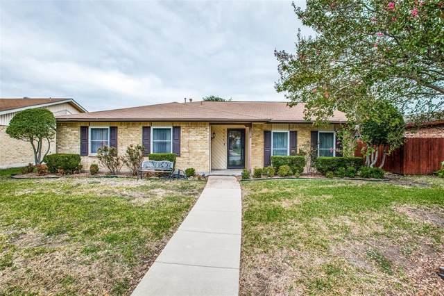 4506 Mint Drive, Garland, TX 75043 (MLS #14454626) :: All Cities USA Realty