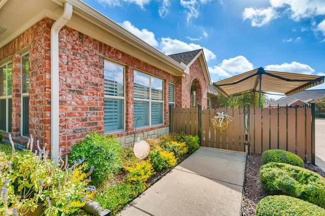 3200 Rosemeade Drive #813, Fort Worth, TX 76116 (MLS #14454628) :: The Mauelshagen Group