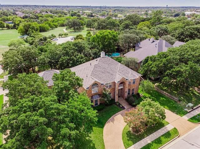 2901 Bristol Glen, Southlake, TX 76092 (MLS #14454646) :: Frankie Arthur Real Estate