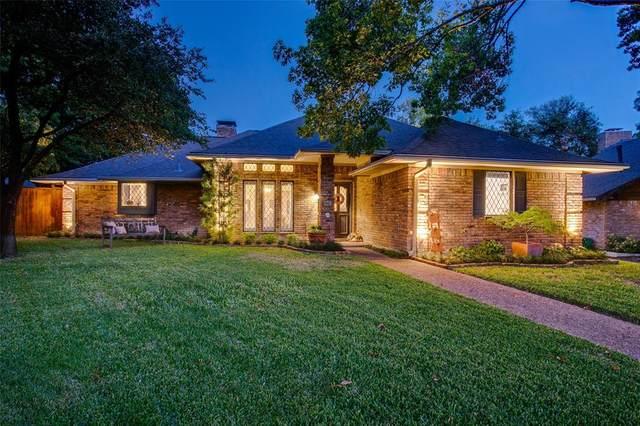 8602 Richardson Branch Trail, Dallas, TX 75243 (MLS #14454648) :: The Tierny Jordan Network