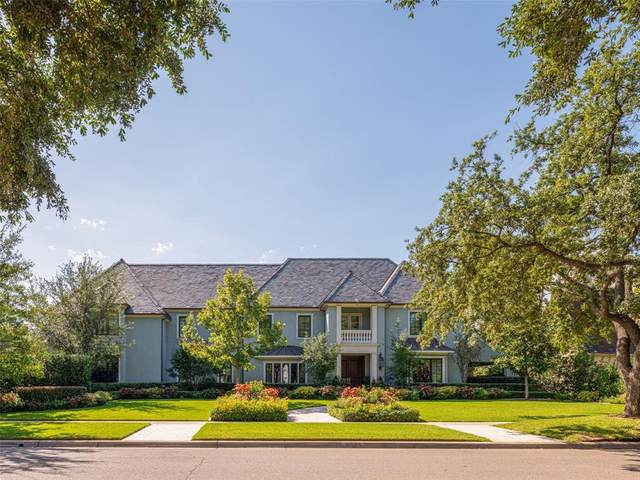 4225 Beverly Drive, Highland Park, TX 75205 (MLS #14454655) :: Robbins Real Estate Group