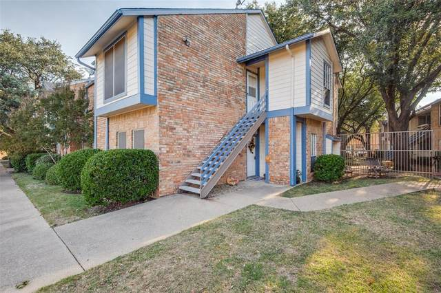 1605 Marsh Lane #409, Carrollton, TX 75006 (MLS #14454679) :: The Mauelshagen Group