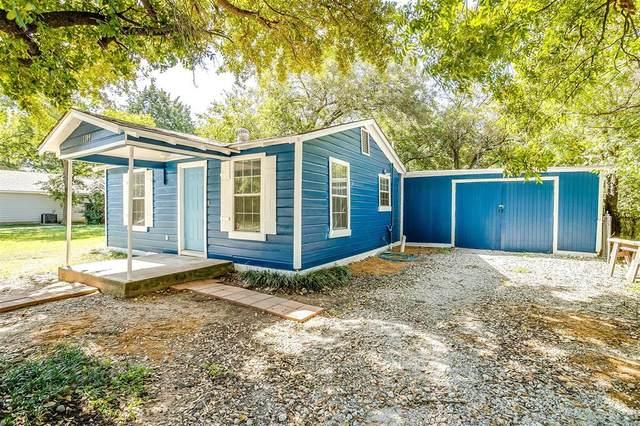 1109 N Walnut Street, Cleburne, TX 76033 (MLS #14454703) :: The Chad Smith Team