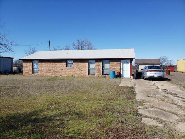 509 Green Acres Road, Weatherford, TX 76088 (MLS #14454719) :: The Hornburg Real Estate Group