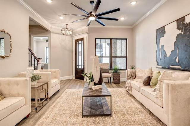 302 Nursery Lane #102, Fort Worth, TX 76114 (MLS #14454721) :: The Mauelshagen Group