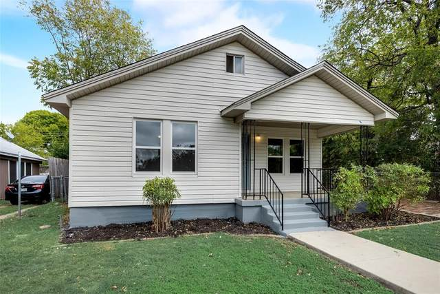 3621 Townsend Drive, Fort Worth, TX 76110 (MLS #14454756) :: The Mauelshagen Group