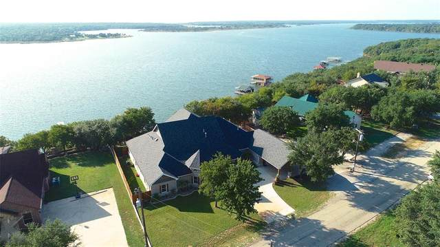 612 Oak Point Drive, May, TX 76857 (MLS #14454760) :: Trinity Premier Properties