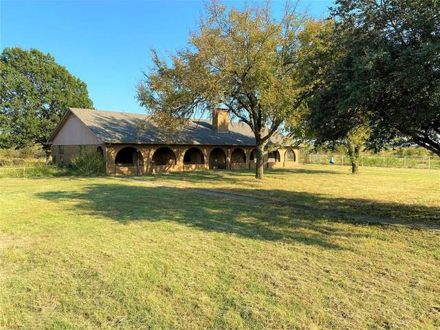 493 Fm 3092, Gainesville, TX 76240 (MLS #14454789) :: The Kimberly Davis Group